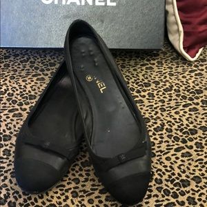 Chanel ballet flat